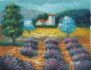 Impressions of the Provence